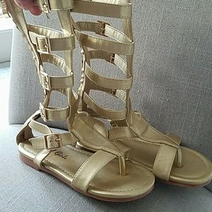 Other - Girls Gladiator Sandals 8